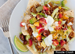 Step Up Your Game With These Taco Salads