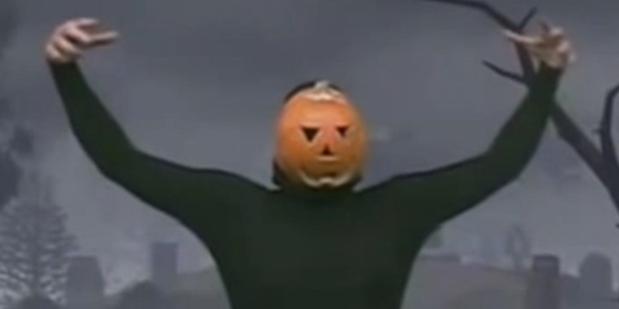 the best halloween news bloopers ever