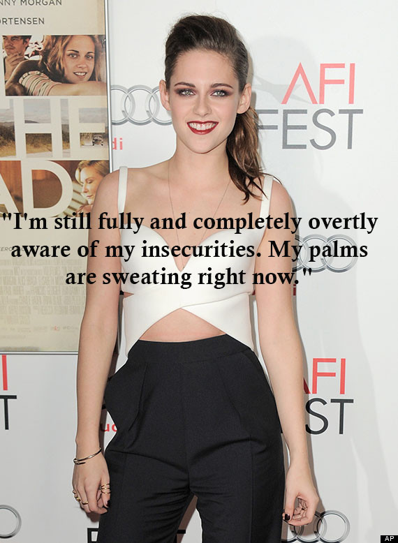 20 Celebs You'd Never Guess Are Insecure | HuffPost