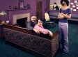 'Classic Rock Stars At Home With Their Parents' LIFE Photo Series Is As Awkwardly Awesome As You'd Imagine