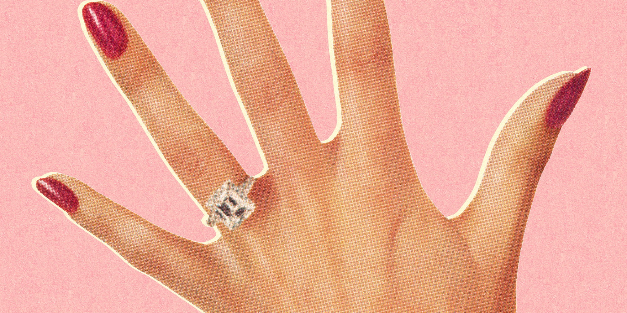 Are Engagement Rings Really Barbaric