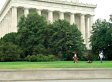 Mystery Man Spotted Mowing Lincoln Memorial Lawn Despite Shutdown (PHOTO)