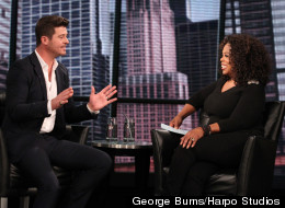 Robin Thicke On Wife Paula Patton: 'We Are Madly In Love'