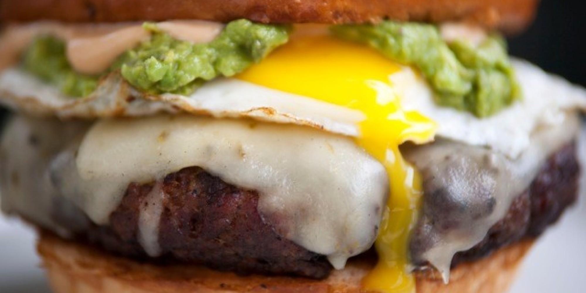 50/50 Burger Battle Erupts Between Ballpark Concessionaire And Slater ...