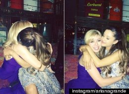 Jennette's ADORABLE Note To Ariana Grande
