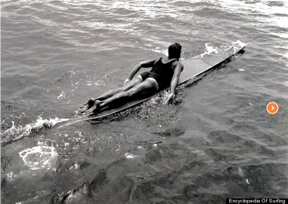 tom blake surfer