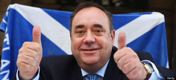 Salmond Says Yes Vote Would Make Scotland 'Wealthiest Country In The World To Declare independence'