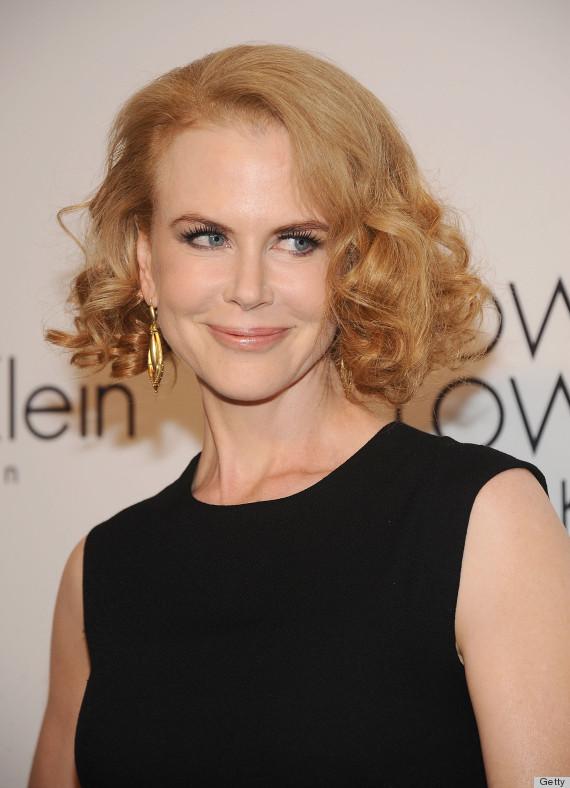 Celebrity Widow Peaks Never Noticed Huffpost