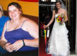 Bride Postponed Her Wedding For Seven Years To Diet Down From 17 Stone To Size 10 - She Looks Fantastic Either Way (PICTURES)