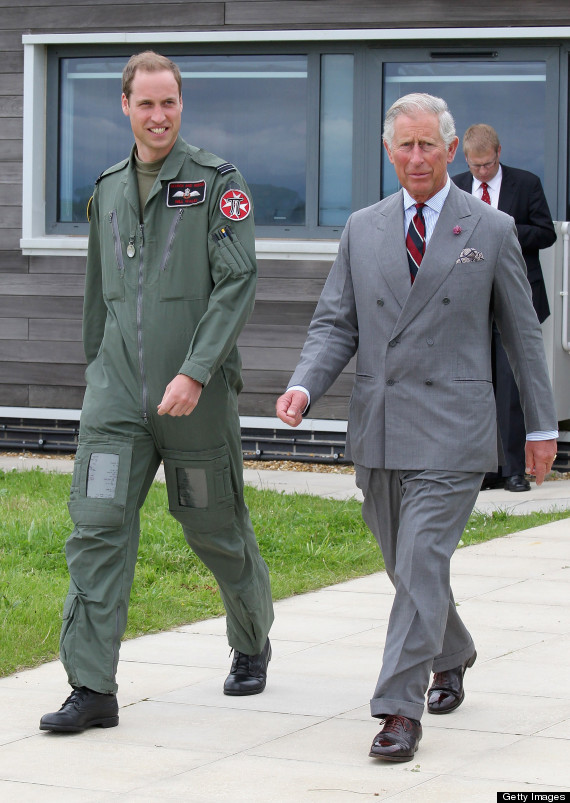 prince william prince charles