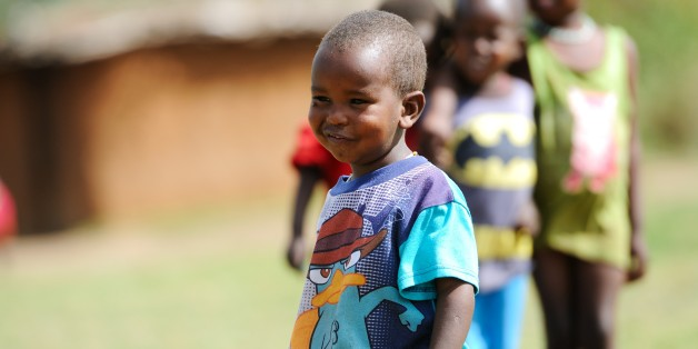 Poor African Children To Help End Extreme Po...