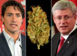 Trudeau Slams Harper's 'Nanny State' Stance On Marijuana (VIDEO)