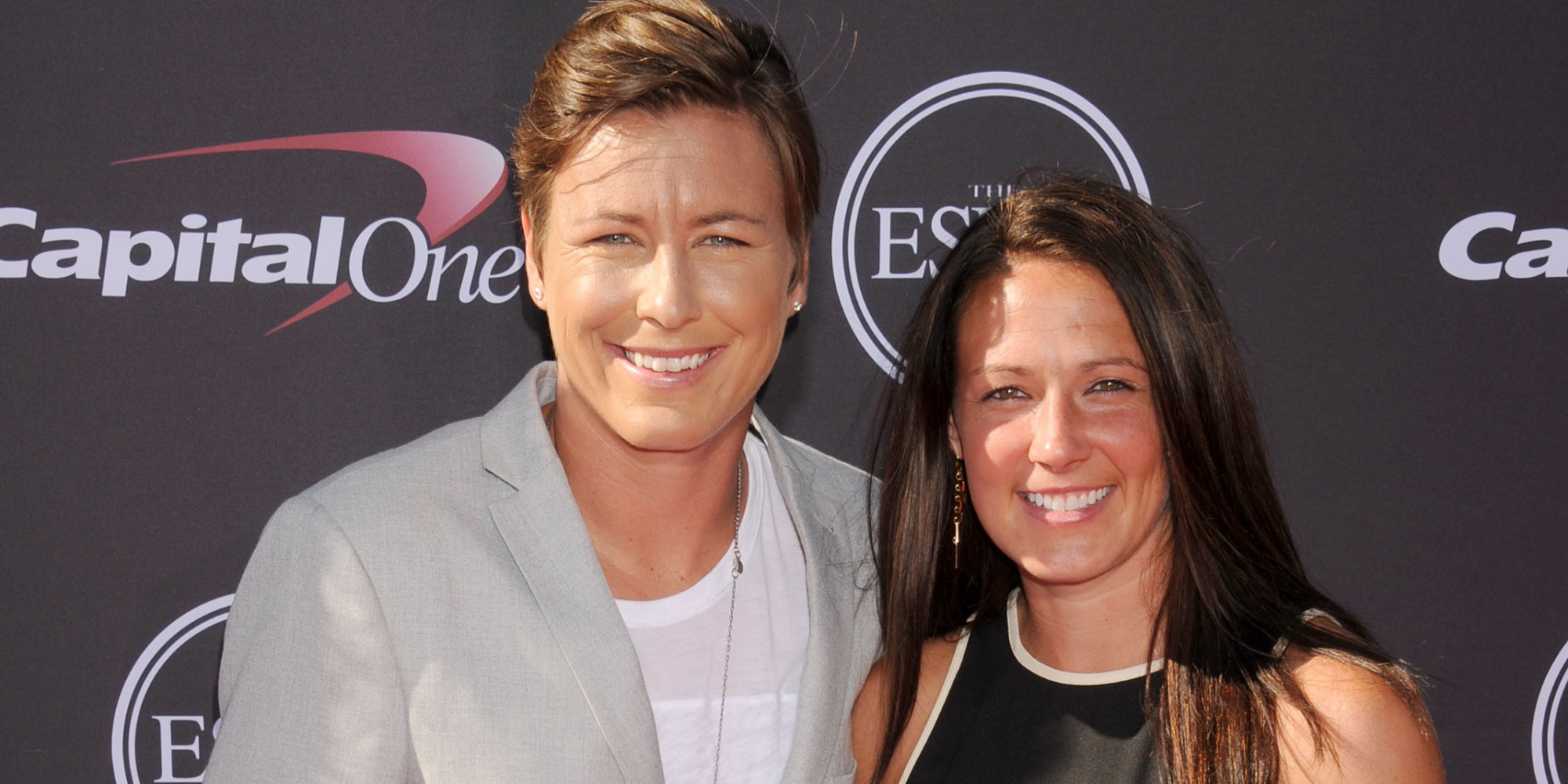 Abby Wambach Marries