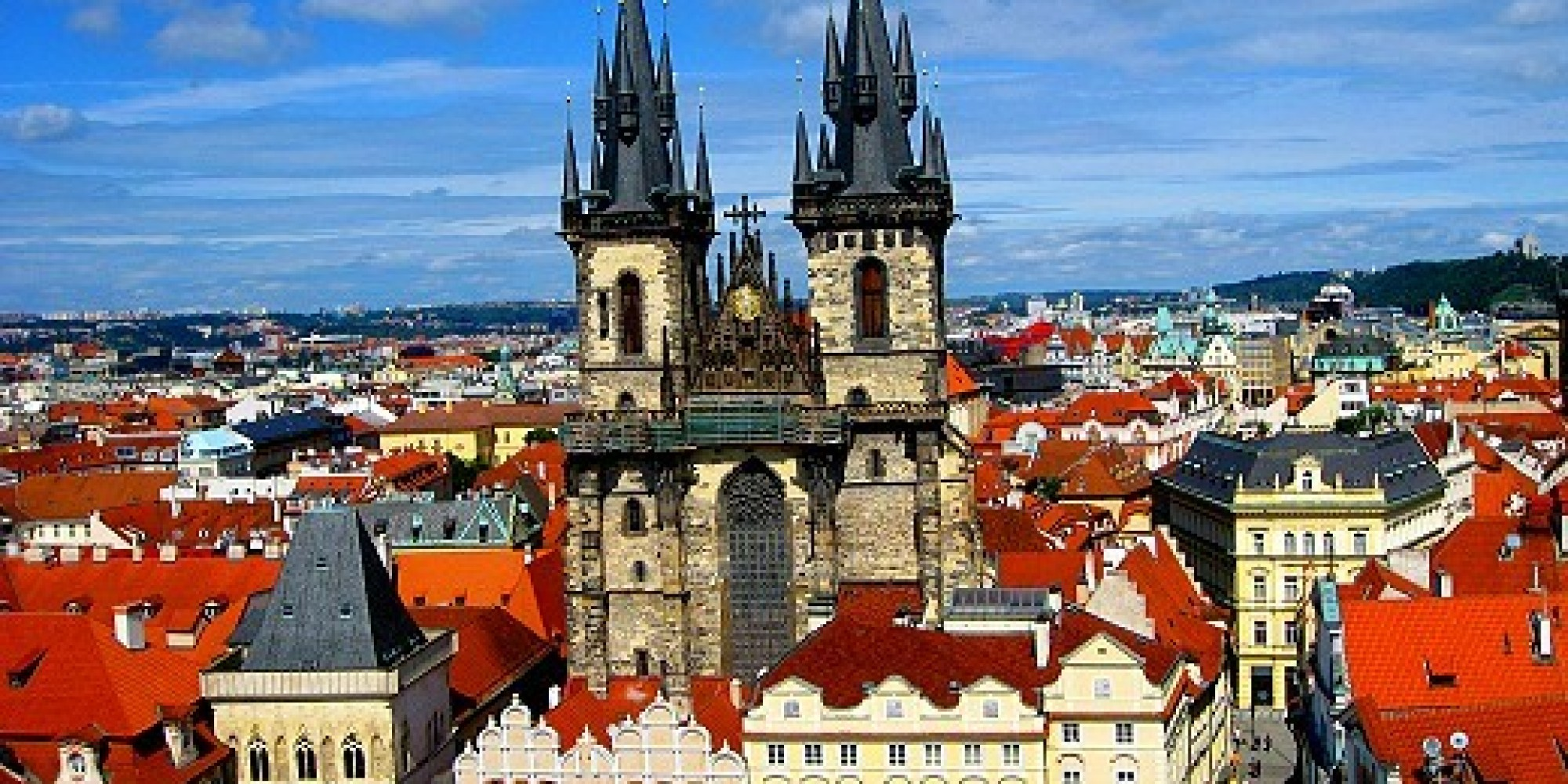 The best places to eat and stay in prague sara graham for Best place to stay in prague