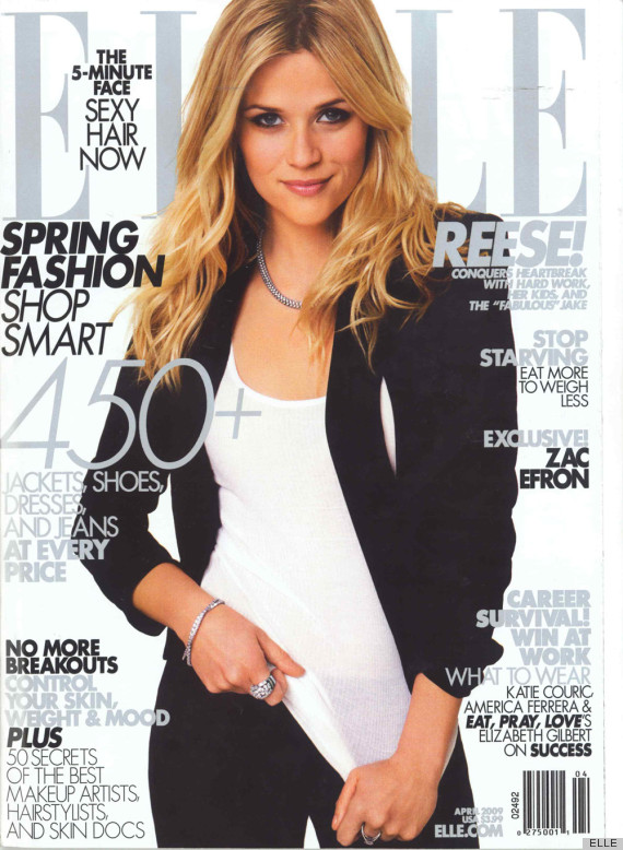 reese witherspoon april 2009