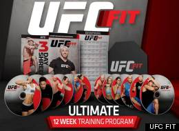 I Worked Out Like An Ultimate Fighting Champion -- And You Can Too!