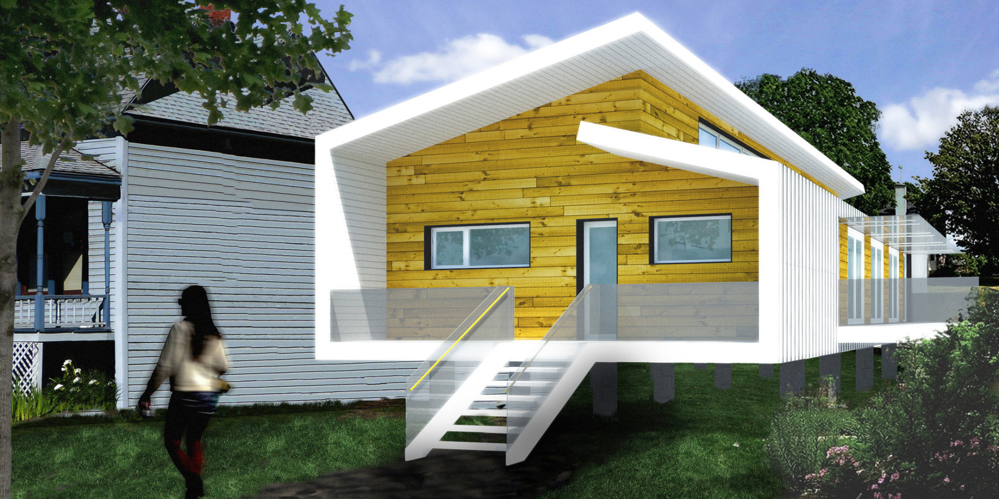 Brad pitt 39 s charity to build 50k home for hurricane sandy for Build a house for under 50k