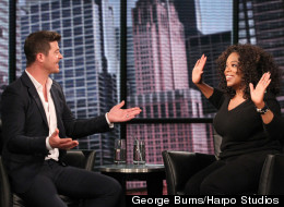 Robin Thicke: 'I'm The Twerkee'