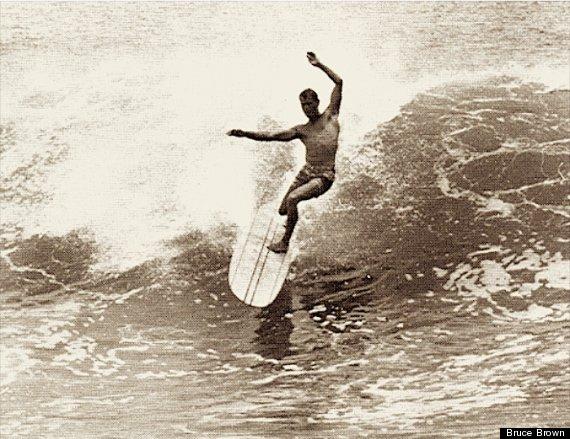 surf hands up