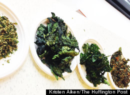 Taste Test: Homemade Kale Chips Officially Kick Store Bought's Butt