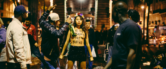 photos Femen prostitution
