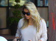 Kim Kardashian Goes Even Blonder, Takes North West To Doctor Appointment