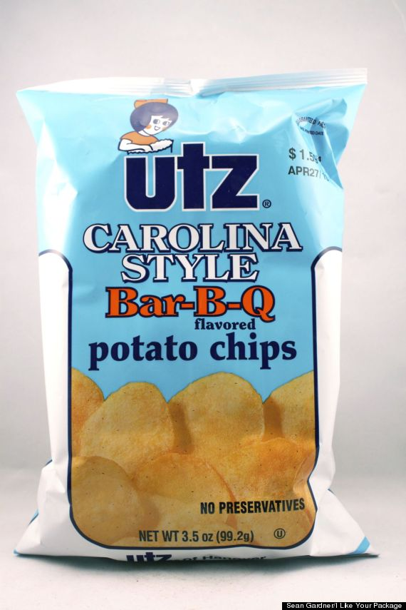 Utz Carolina BBQ Chips Are The Most Perfect Potato Chip On