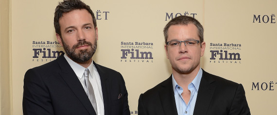 ben affleck matt damon cbs comedy