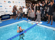 Diana Nyad Ends 48-Hour Swim In New York, Raises $105K For Sandy Victims (PHOTOS)