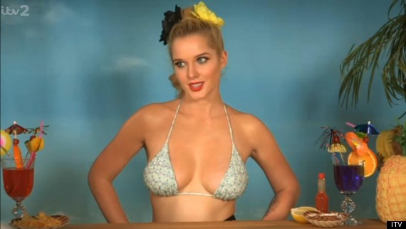 Helen flanagan sexy video