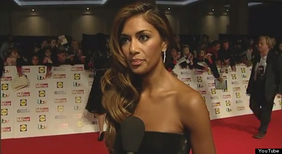 Interview With :   Nicole Scherzinger, Singer, Songwriter and Television Personality