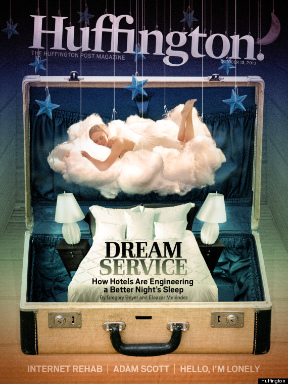 huffington cover