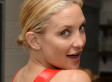 Kate Hudson Rocks Tight Red Dress, Looks Amazing