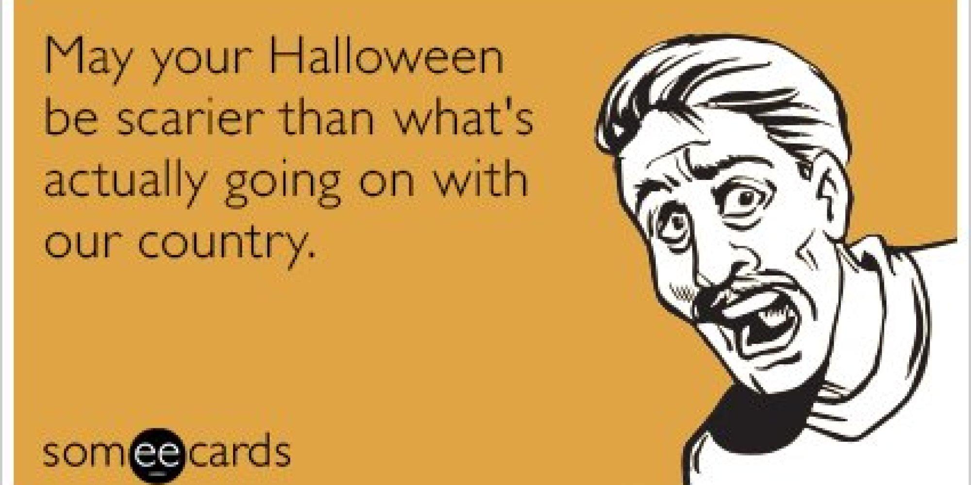Halloween Birthday Ecards ~ The funniest someecards of week