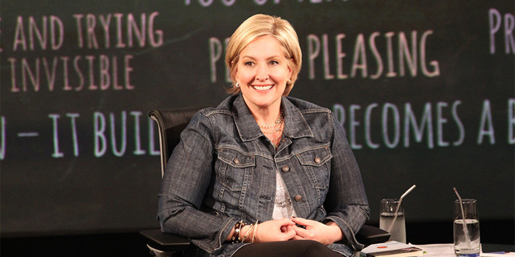 Why Brené Brown Gives Herself Permission To Be Uncool ...