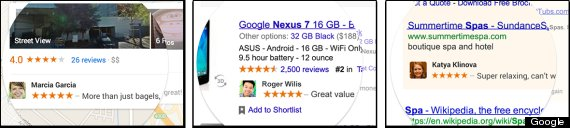 google ads shared endorsements