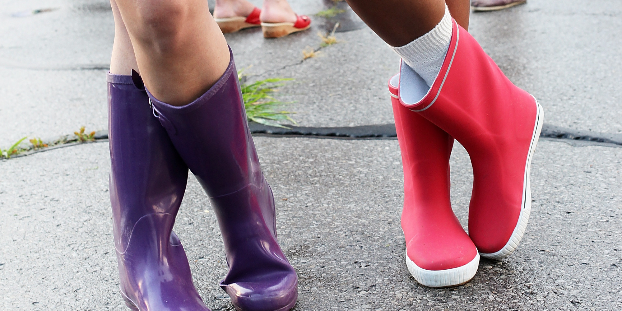 The Cutest Ways To Wear Rain Boots, Thanks To Instagram (PHOTOS ...