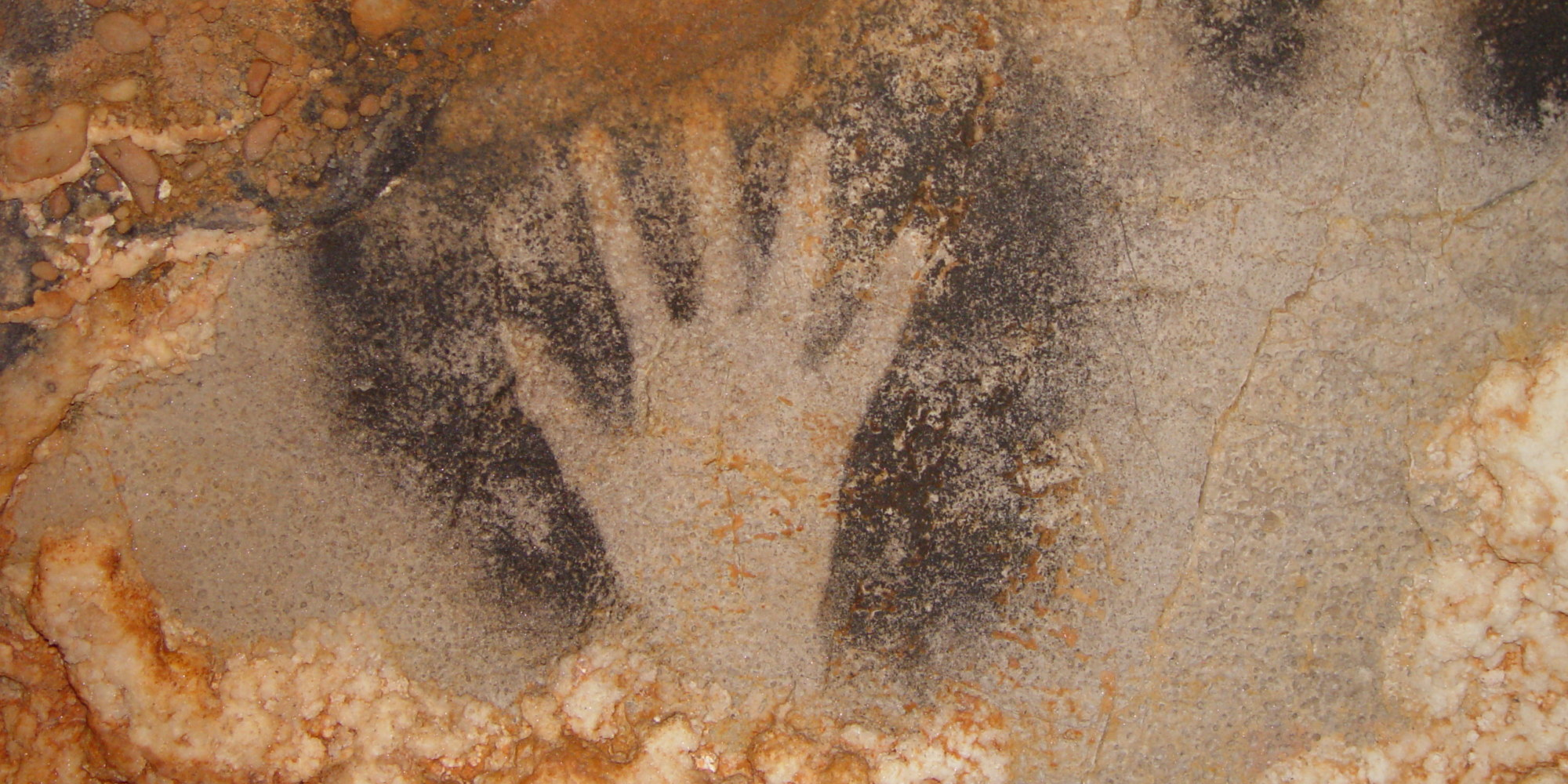 France Cave Paintings Hands
