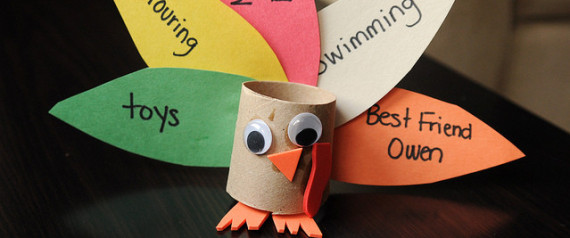 Kids Crafts: 20 Fun Thanksgiving Crafts To Make With Your Kids