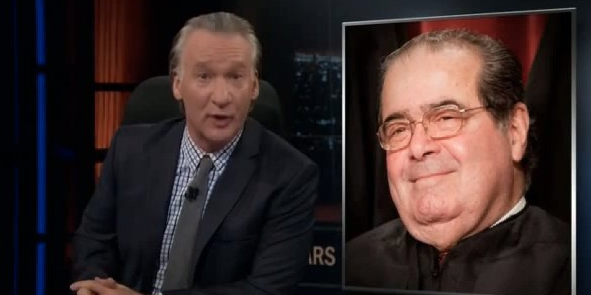 Bill Maher Goes OFF On Scalia's Devil Theory