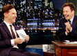 Jimmy Fallon And Benedict Cumberbatch Have An 'Alan Rickman-Off' And It's Perfect