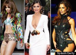 Cheryl's 100 Sexiest Snaps