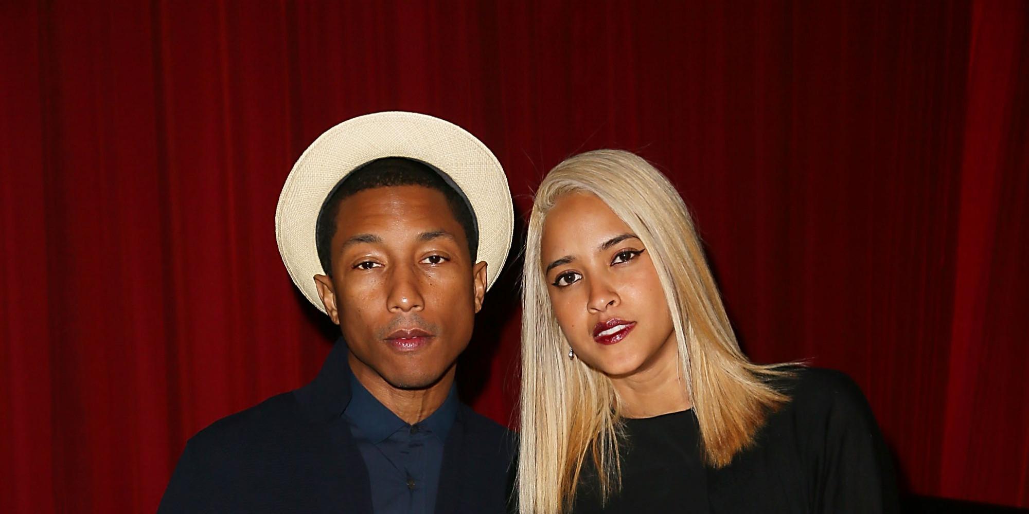 Pharrell williams date of birth