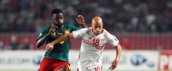 tunisie cameroun match