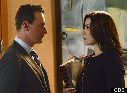 The 'Good Wife' Showdowns Begin