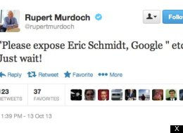 Rupert Murdoch Wants You To Ignore This