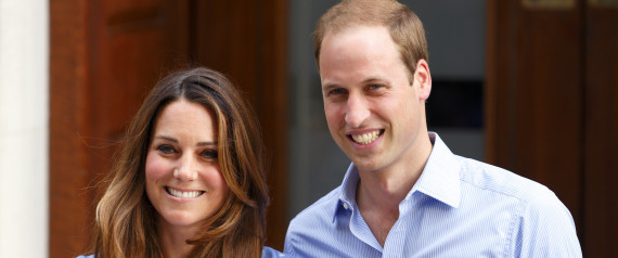 Prince George Godparents