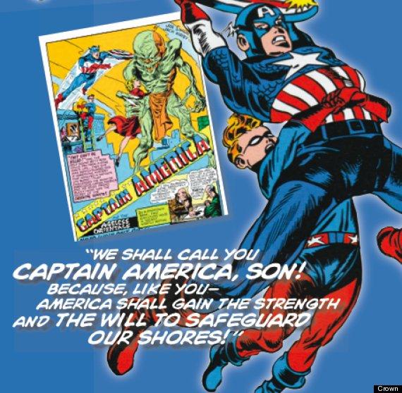 superhero politics