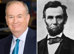 Bill Oreilly Abe Lincoln
