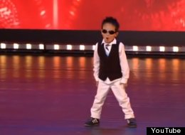 WATCH: Kid Wows 'Belgium's Got Talent' With Gangnam Style